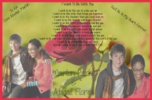 Marlon and Abi: I Want To Be With You by iluvlouis