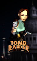 Tomb Raider III - Unofficial Poster by FearEffectInferno
