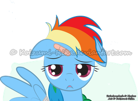 Rainbowdash Read it and weep by Koizumi-Rika
