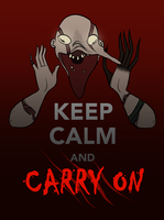 you have to carry on by perditionist