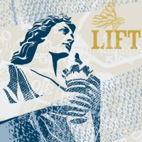 Lift CD cover by KernChick