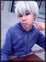 Am I Kawaii 4 U? (Jack Frost) by KT-ExReplica