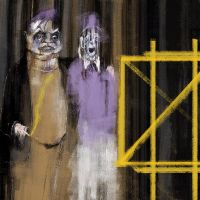 FRANCIS BACON ...THE POPE'S FIRST VIEWING... by JALpix