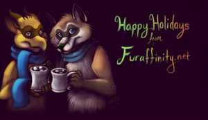 Happy Holidays from FA by bawky