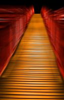 follow the orange slat road... by awjay