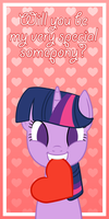 Very Special Somepony - Twilight Sparkle by Happbee