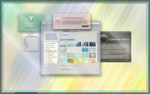 CrystalClear Interface 2.0, 2 by marsmuse