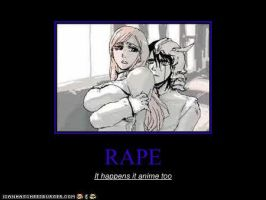 Bleach Rape by SUPERZERO1997