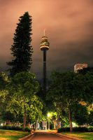 Centrepoint Tower III by leafinsectman