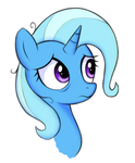 Trixie sad by kas92