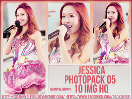 Jessica (SNSD) - PHOTOPACK#05 by JeffvinyTwilight