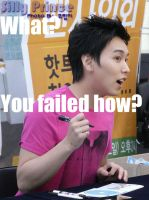 You Failed How by SungMinnieSuju