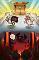 Devils and Angels :: [JAC] by stinawo