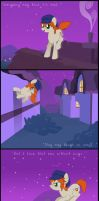 Parkour Pony by Ruaniamh