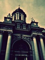 Catholic Church... by Asenev