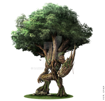 Ent by Darkdarius