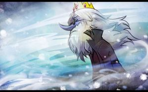 Iceking Simon by lightmega777