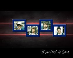 Mumford and Sons. by iMozzaOoGraphics