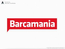 Barcamania Logo v2 by ZincH21