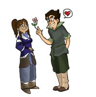 Borra by LittleGreenHat