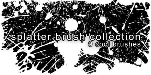 brush collection by Jahay