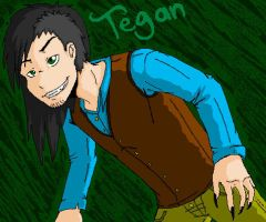 Art-trade Tegan by hakura-lives