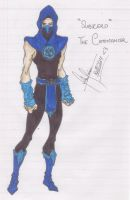 Cold boy Sub-zero! by divadonna224