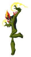 Swampfire 5 by piper12345a