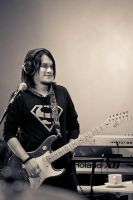 Viky Sianipar TobaDream 4 recording session by andree1478