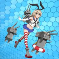 Shimakaze by QUICKMASTER