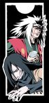 Orochinaru and Jiraiya Bookmark by Nick-Ian