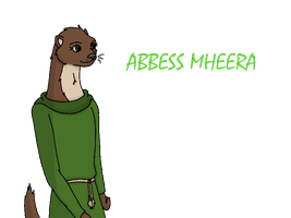 Mheera : The Life of An Abbess by HeatherTrelawney