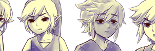 Wind Waker - Link by onisuu