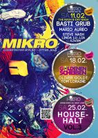 Mikro February 2012 Poster by mellowpt