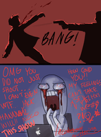 Hannibal Finale Reaction by amidarosa
