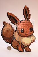 Pokemon Brown by KokanutPerlers