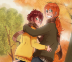 :NC: Warm Colors: by Patsuko
