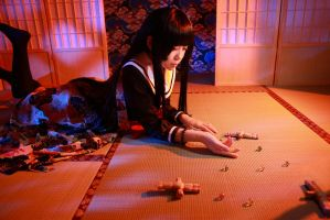 Hell Girl - Enma Ai 03 by Sakina666