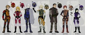 Mando Group by rayn44