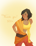 Thank you! by TheFXGirl