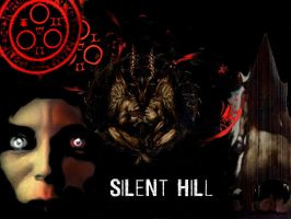 Silent Hill by MrSuperNinja