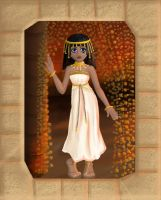 Egyptian Princess by GamerGirl84244