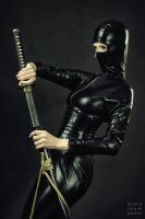 Fetish Ninja by BlackRoomPhoto