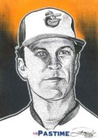 Cal Ripken, Jr. by machinehead11