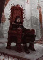 Red King - Ramsay Bolton by GibiLynx