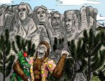 Road Trip: Mount Rushmore by Dagon22