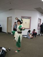 AND12012: Toph by KagamineLenFangirl