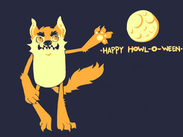 Happy Howl-O-Ween by Quaggy