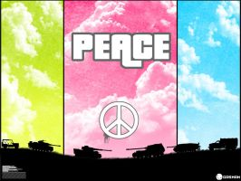 Peace... by gaz-man