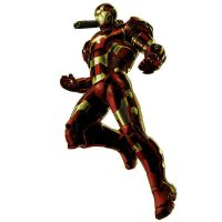 War Machine (Iron Man Colors) by Lord-Lycan